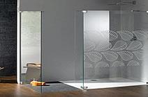 mamparas de baño de cristal