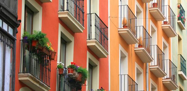 Reparación de fachadas y tejados