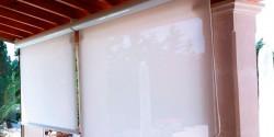 Toldos para protección solar en terrazas